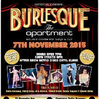 Slippery Belle Presents Burlesque Part Two