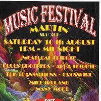 Martin Music Festival