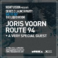 Nightvision presents Series 3 Launch Party