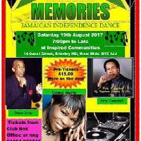 Memories - Jamaican Independence Dance