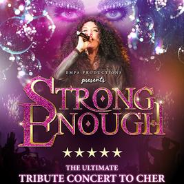Cher – Strong Enough