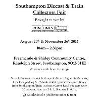 Southampton Diecast & Train Collectors Fair
