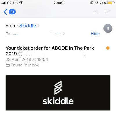 Abide in the park