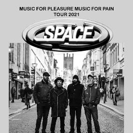 Space - Music For Pleasure Music For Pain Tour Tickets | Aatma Manchester  | Fri 26th February 2021 Lineup