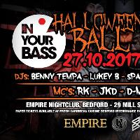In your bass Halloween ball