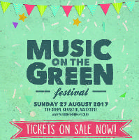 Music on the Green 2017