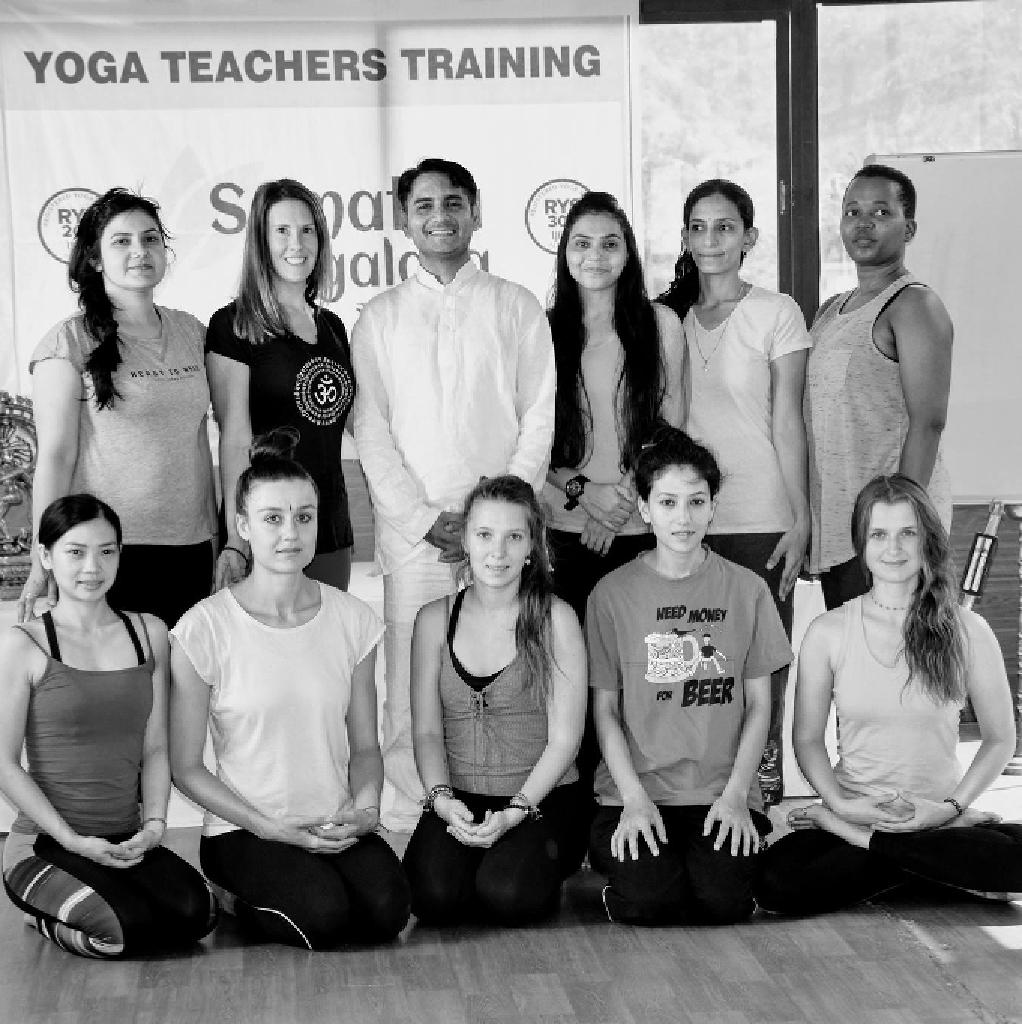 200 Hour Yoga Teacher Training in India 2019