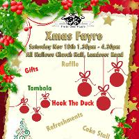 The Landseer Players Theatre Group 3rd Annual Christmas Fayre