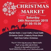 Yiewsley Christmas Market