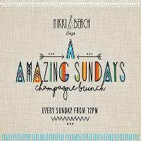 Amazing Sundays Champagne Brunch