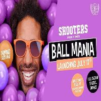 Ball Mania at Shooters