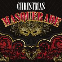 Christmas Masquerade Party Night