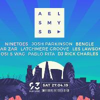 Assembly: Shoreditch Courtyard party with Ninetoes & Guest