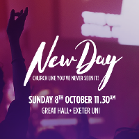 New Day | Church like you