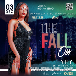 The Fall Off