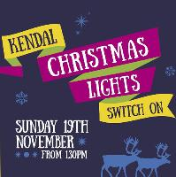 Kendal Christmas lights switch on