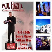 An Evening With Paul Hazell, Comedy Hypnotist