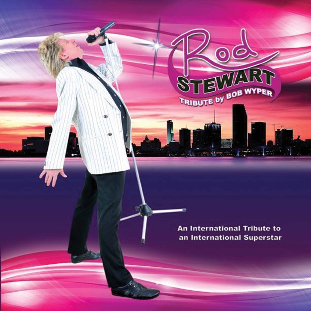 Rod Stewart Tribute - Halesowen