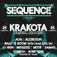 Sequence Featuring Krakota