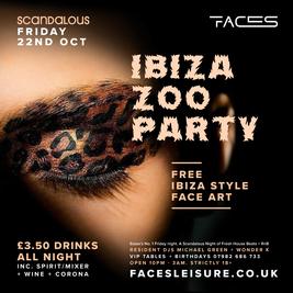 Ibiza Zoo Party