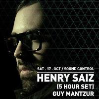 Majefa pres. Henry Saiz 5 hour set & Guy Mantzur