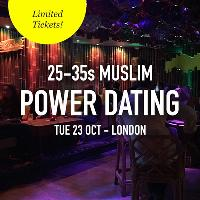 Free Muslim Meet and Mingle Dating, London - 25-35s