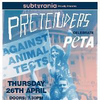 The Pretenders celebrate Peta