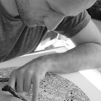Comic Book Artists in Residence - Tom Berry