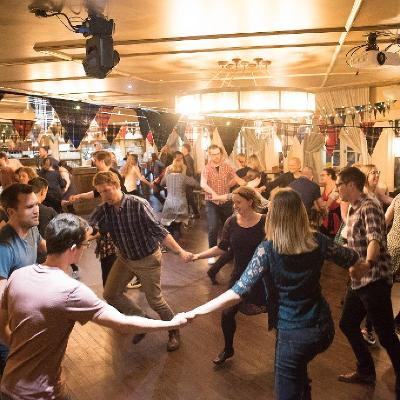 Pop up Ceilidh at the Bedford