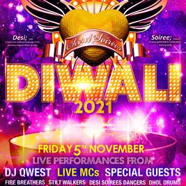 Desi Soirees Presents: Diwali 2021