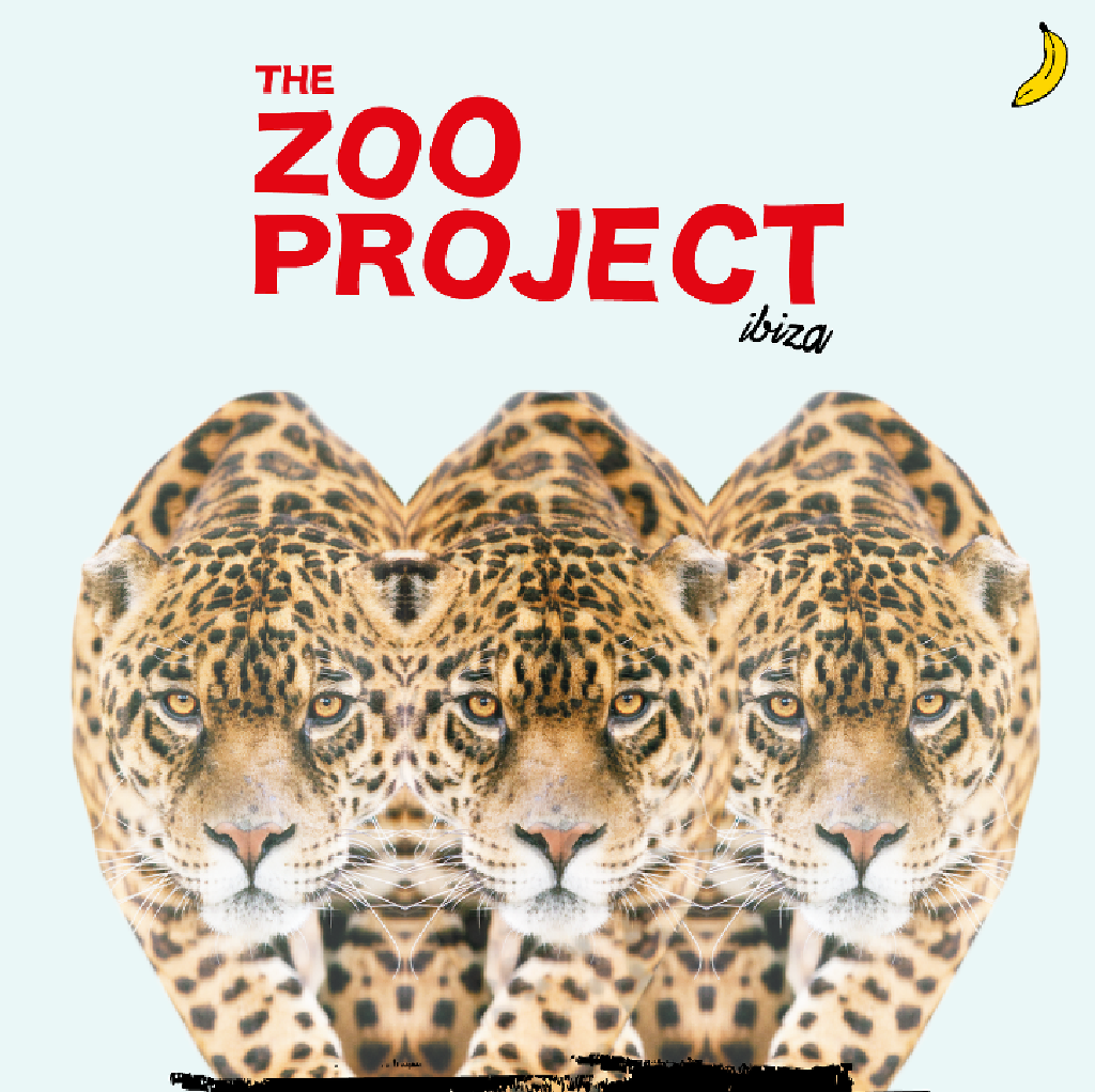 Zoo Project x discotech |  Eddie Richards, Milou & Lee Pennington