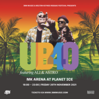 Milton Keynes Reggae Festival Presents: UB40 ft Ali & Astro