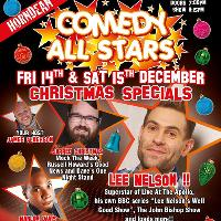 Comedy All Stars Christmas Shows!
