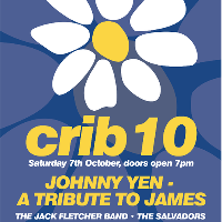 Crib 10 - Johnny Yen (A Tribute to James) plus special guests