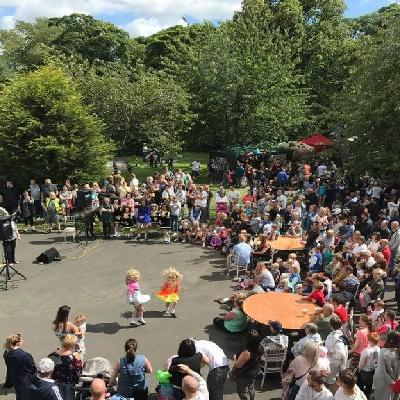 Wallsend Festival on the green 2019