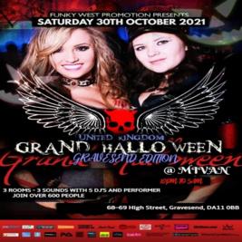 Grand Halloween UK 2021