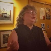 Open mic with featured guest Vikki Appleton Fielden
