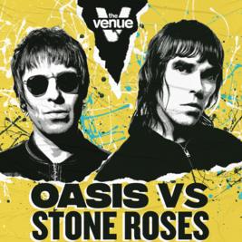 Oasis Vs Stone Roses - Manchester Freshers 2021