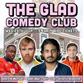 The Glad Comedy Club