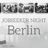 Jobseeker night Berlin Spring 2018