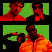 Clean Cuts Presents: Eyez, 808INK, SonnyJim, Illiterate+NuphZed
