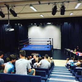 Live Wrestling in Shoeburyness, Southend