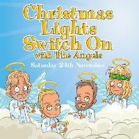 Christmas Lights Switch On with The Angels