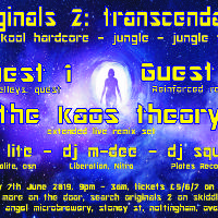 Skyylab presents: originals 2.- transcendance