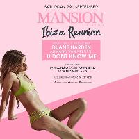 Ibiza Reunion With Duane Harden Performing