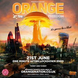 Orange Freedom