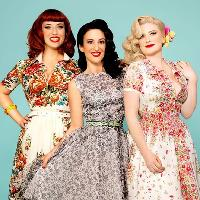 100 Years of Jazz in the UK Festival feat The Puppini Sisters