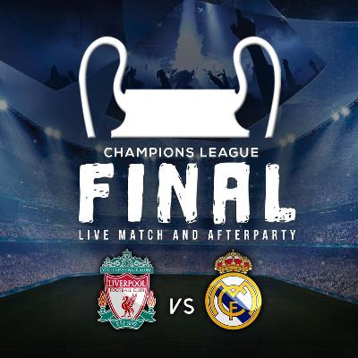 Champions League Final Tickets North Shore Troubadour Liverpool Sat Th May  Lineup