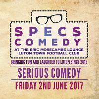 Specs Comedy July 2017