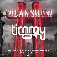 Timmy Trumpet presents the freak show